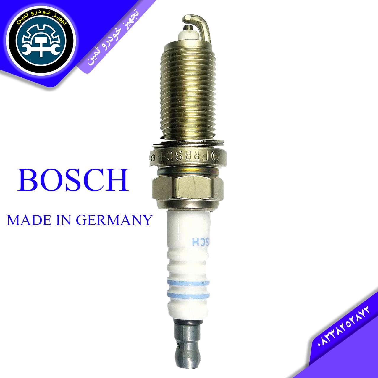 قیمت فروش و خریدشمع بوش پایه بلند+42 BoschFR8SC