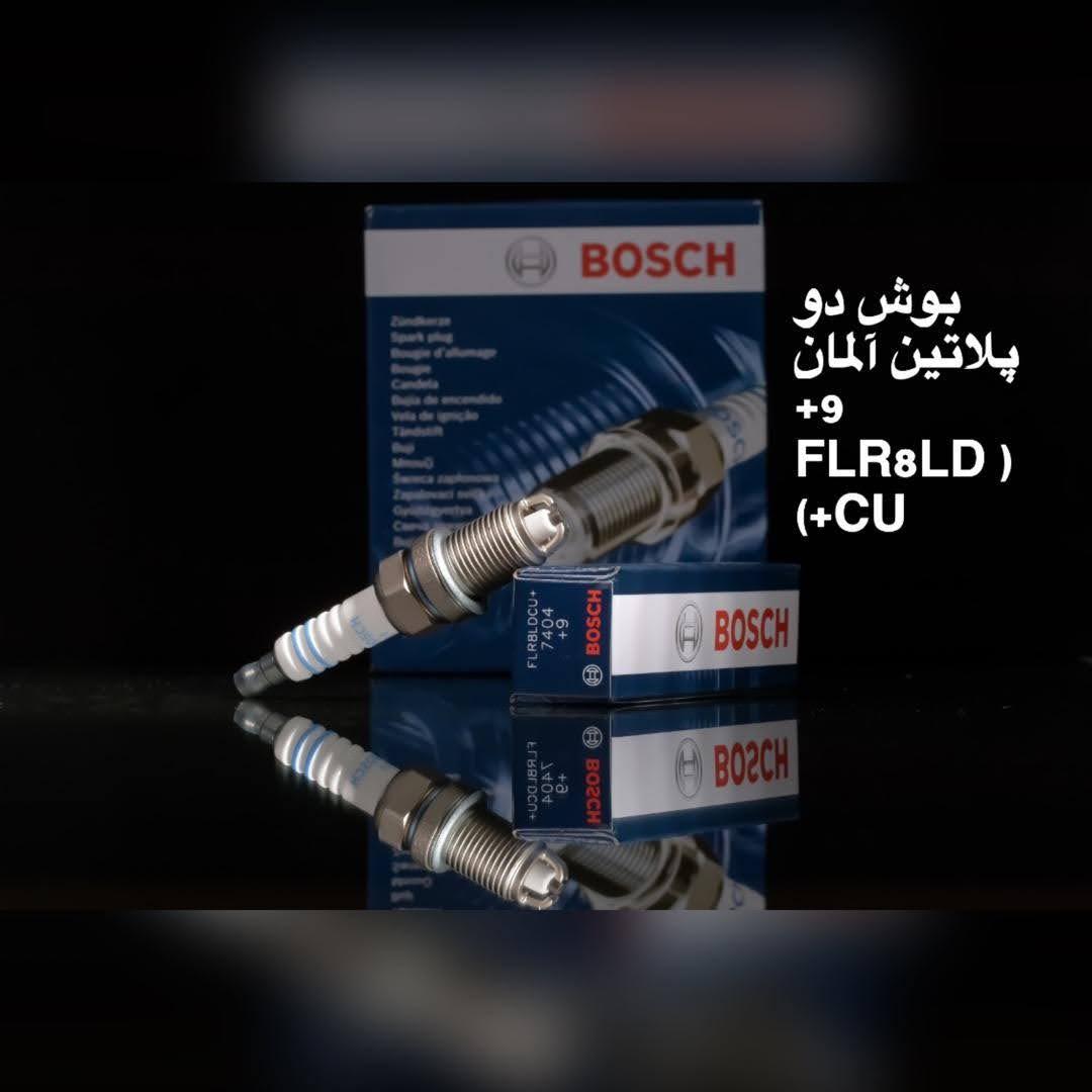 شمع بوش دو پلاتین FLR8LD+CU