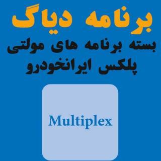 بسته مولتی پلکس دیاگ ایرانخودرو